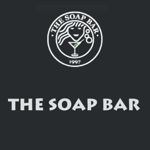 Soap bar logo